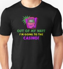 TOP SELLER GG960 Out Of My Way Casino Trending T-Shirt