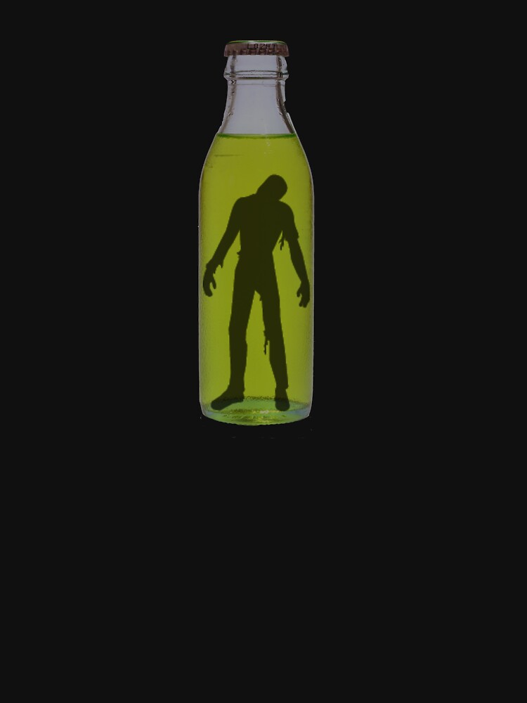 Bottled Zombie by Teeze