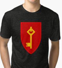 Royal Gibraltar Regiment (UK) - Tactical Recognition Flash Tri-blend T-Shirt