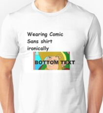 Please buy my low quality prints, I just want people to like me T-Shirt