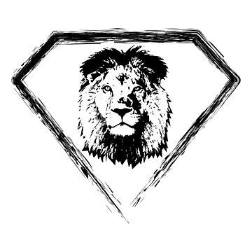 Super lion by florintenica