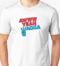 Awww yeah Wagga! Unisex T-Shirt