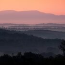 Southern Hills Sunrise by Gary Pope