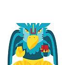 Garuda Boxdoll by artkarthik