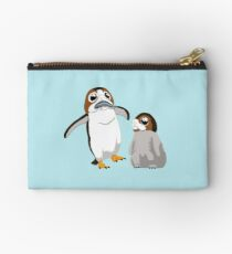 Porg and Chick Studio Pouch