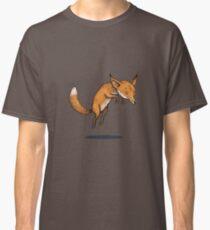 Renard d'hiver Classic T-Shirt
