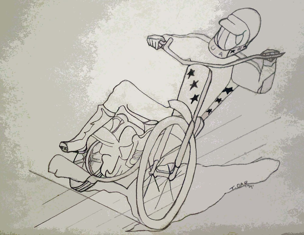 MOTORCYCLE 1 by Tammera