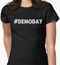 demoday T-shirt Women's Fitted T-Shirt