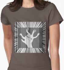Parasyte Women's Fitted T-Shirt