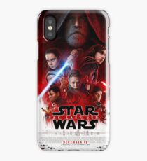 Star poster iPhone Case