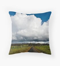 Overwhelming Throw Pillow