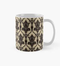 Baker Street 221b Wallpaper Mug