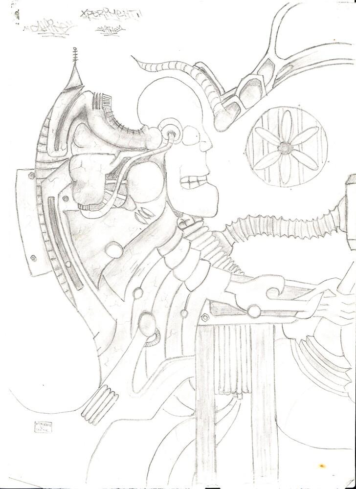 Time machine by FRDM - Jochem - V