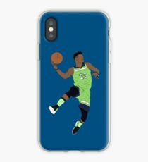 Jimmy Butler Wolves iPhone Case
