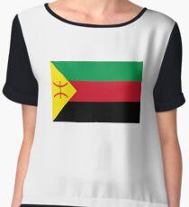 la nación Touareg de Blusa Bandera q78qB
