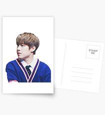 Postales Park Woojin