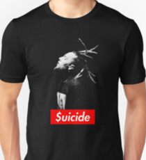 Suicideboys | Yung Crist Suicide [MU02]  Unisex T-Shirt