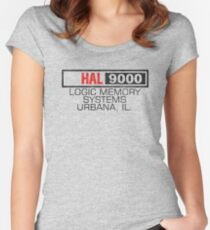 HAL 9000 Women's Fitted Scoop T-Shirt