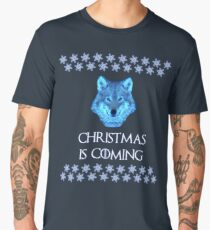 Ugly Christmas Sweater Men's Premium T-Shirt