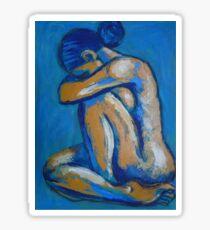 Blue Soul 2 - Female Nude Sticker