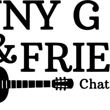 Jonny G & Friends by donnaroderick