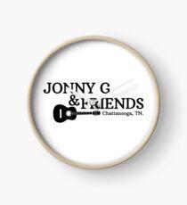 Jonny G & Friends Clock