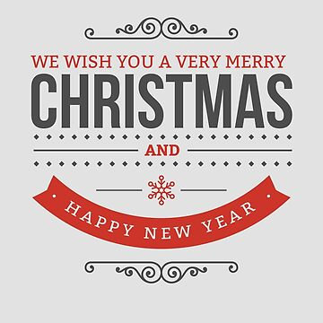 Merry Christmas and Happy New Year by Crampsy