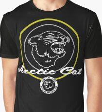 Arctic Cat Vintage Snowmobiles Graphic T-Shirt