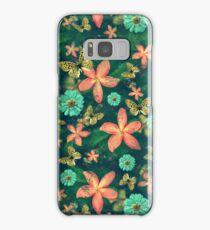 Secret garden Samsung Galaxy Case/Skin