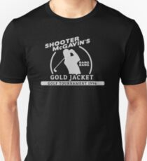 VINTAGE CV100 Shooter Mcgavin Funny Golf Movie Best Trending Unisex T-Shirt