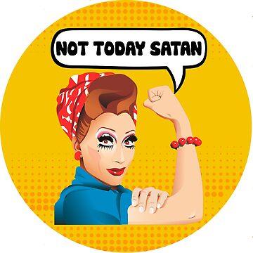 Bianca del Rio Not Today Satan by grupoimagine