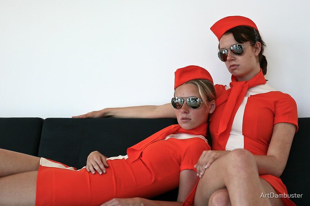 Butch homo erotic vibes by ArtDambuster