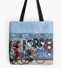 That's the guy who nicked my bike ! Tote Bag