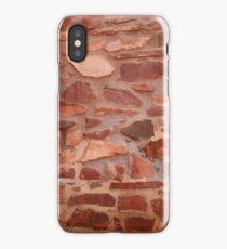Old Bricks at Sarnath iPhone Case/Skin