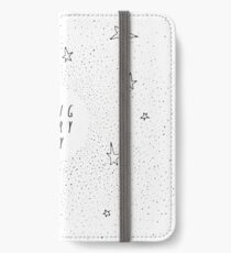 Dying Every Day - Reversed iPhone Wallet/Case/Skin