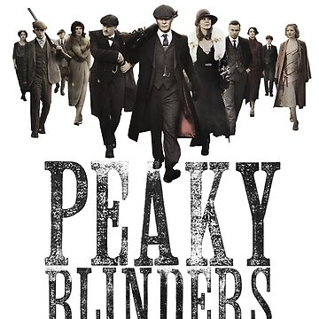 Peaky Blinders Lineup by Mojito10