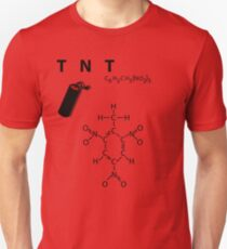 TNT - explosive Slim Fit T-Shirt
