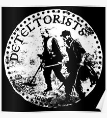 Detectorists - DMDC Anglo Saxon coin Poster