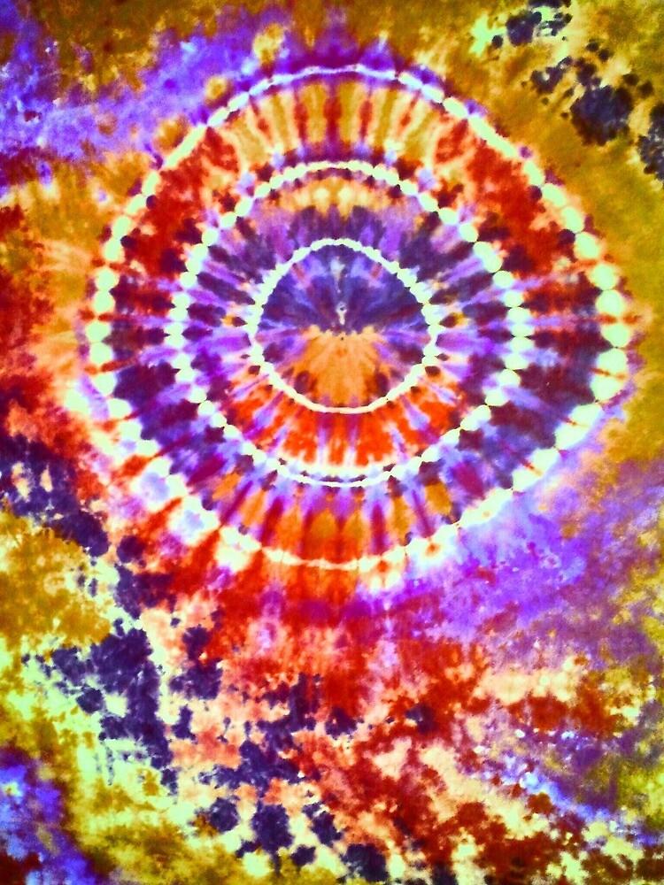 Trippy Tie Dye Design By Adamshortman Redbubble