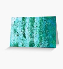 Nautical Abstract Greeting Card