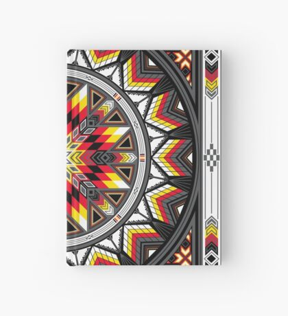 Sacred Places Red Hardcover Journal