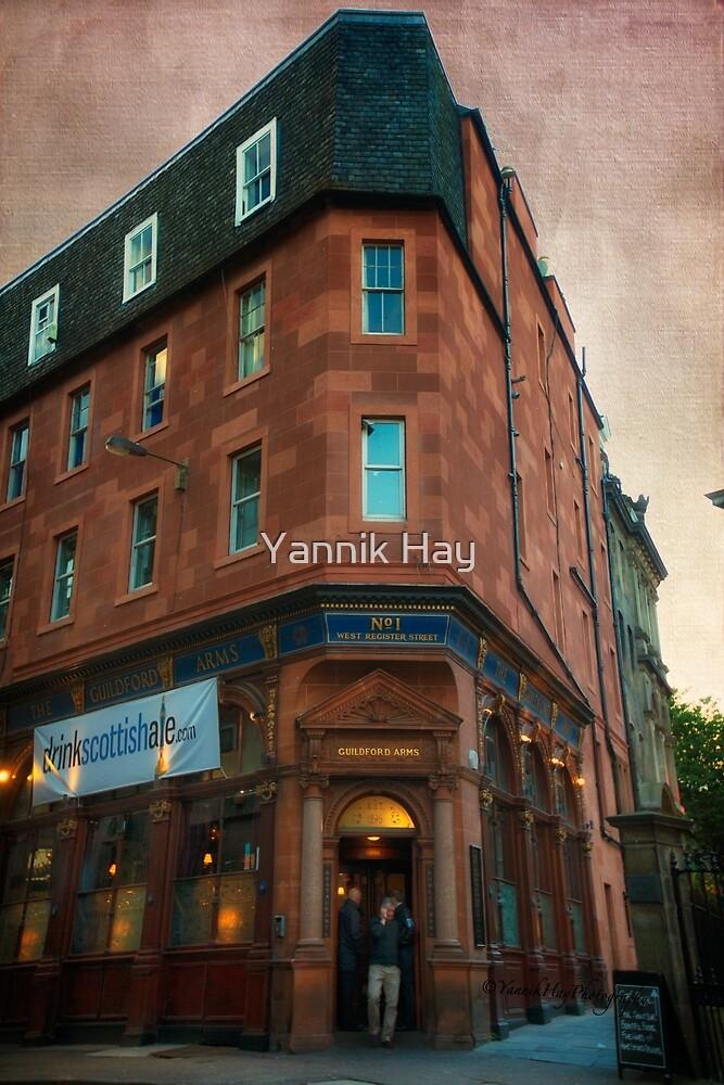 Guildford Arms - Edinburgh by Yannik Hay