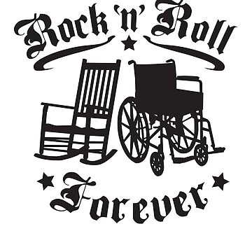 Rock and Roll Forever by DetourShirts