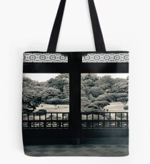 View from the Pavillion Tote Bag