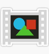 After Effects Precomp Icon Sticker