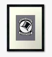 Tophatters - VF-14 Framed Print