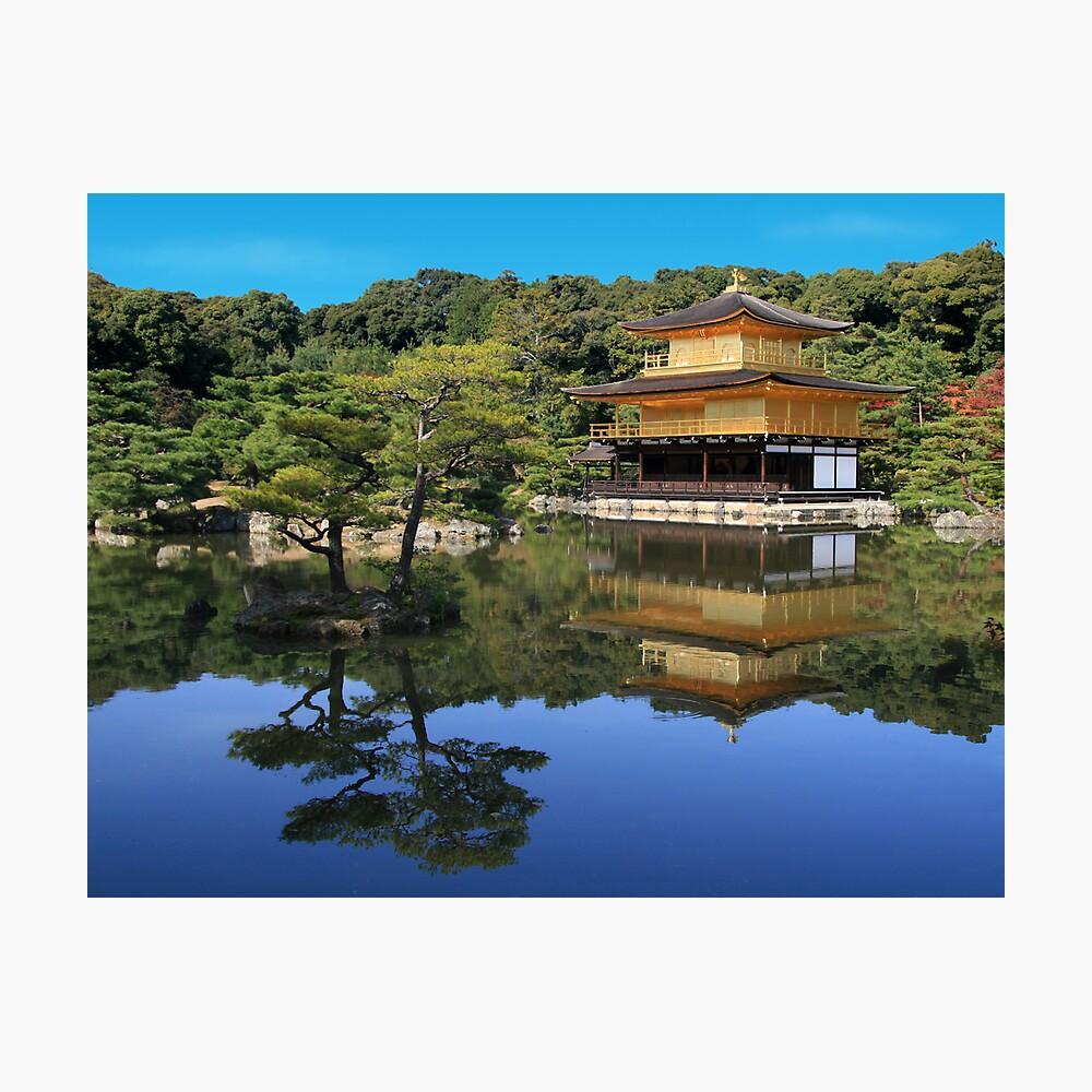 Kinkakuji Photographic Print