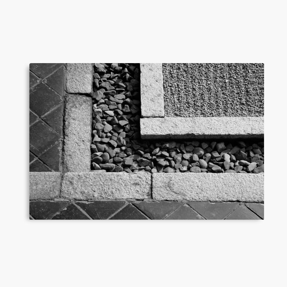 Stone Textures Canvas Print
