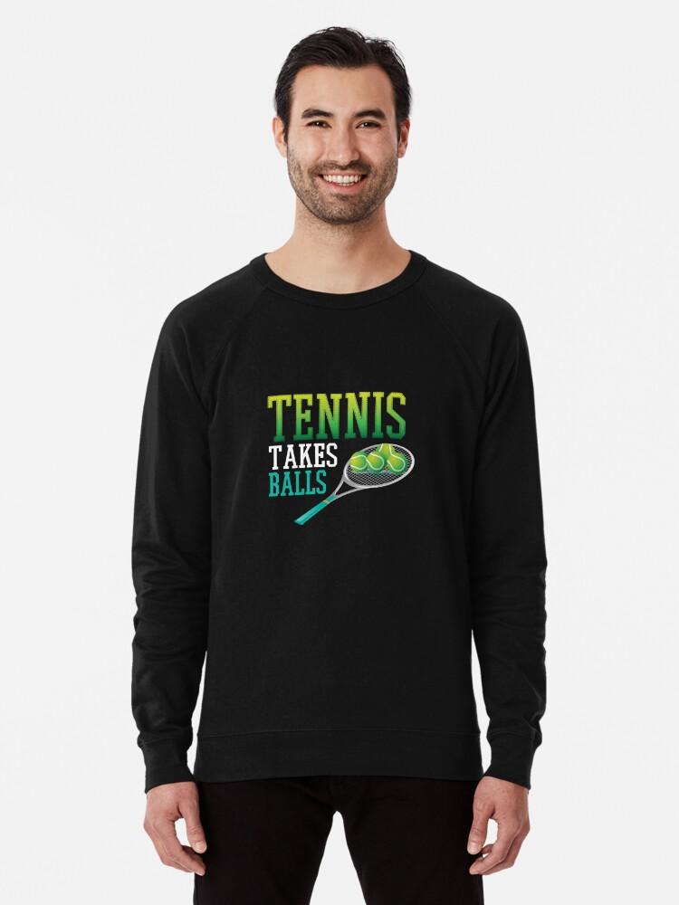 d9d9f8e3 Tennis takes Balls | Tennis T shirt | Tennis Gifts Men | Coach Gifts for men