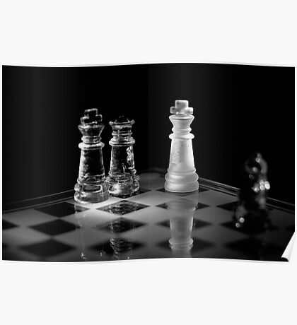Chess 1: Game over, let's play again! Poster